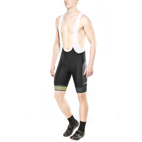 guilty 76 racing Velo Club Pro Race Bib Shorts Herren black